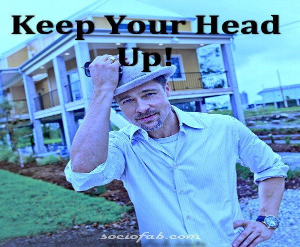 cover photo head up