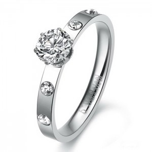 cute diamond ring