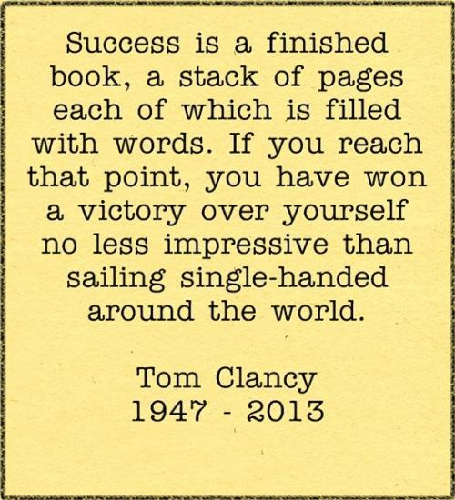 RIP tom clancy