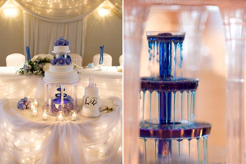 Wedding Cake Fountain