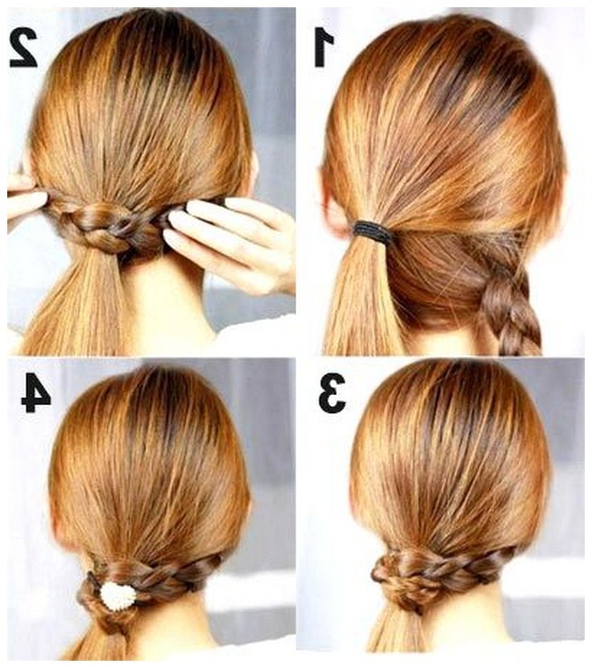 20 Fantastic DIY Ways to Make a Modern Hairstyle in Just a Few Minutes – Soci