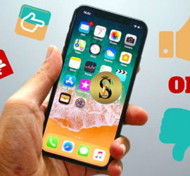 iPhone X Pros and Cons - SocioFab.com