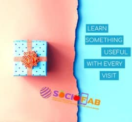 SocioFab About Us Learn Something Everywhere - SocioFab.com